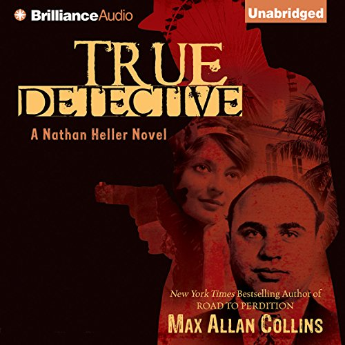 True Detective audiobook cover art