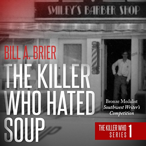The Killer Who Hated Soup audiobook cover art