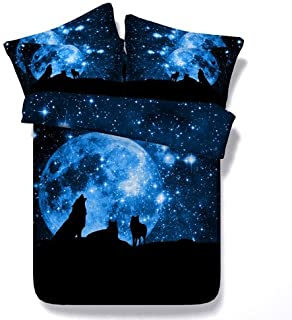 Best wolf bed sheets Reviews