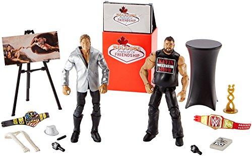WWE FRX45 Elite - Momentos epípicos surtidos