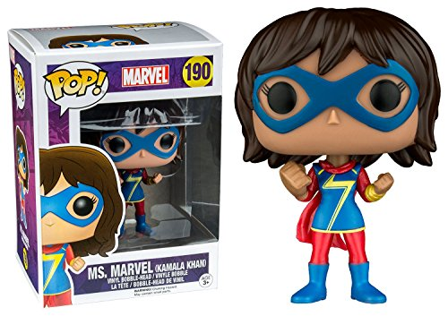 Funko POP! Marvel: Kamala Khan Exclusivo
