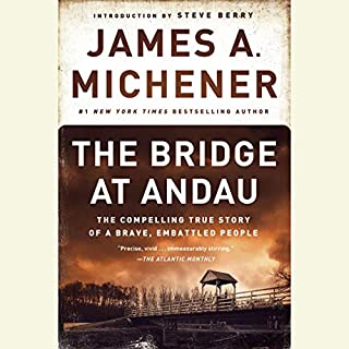 The Bridge at Andau audiobook cover art