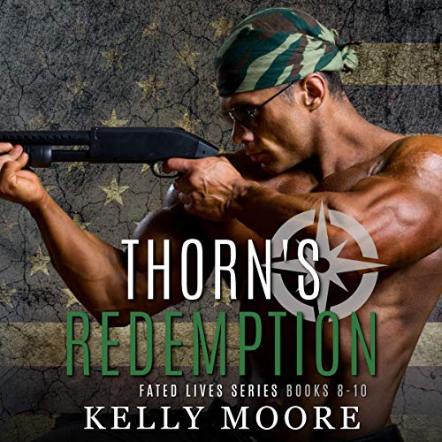 Thorn's Redemption audiobook cover art