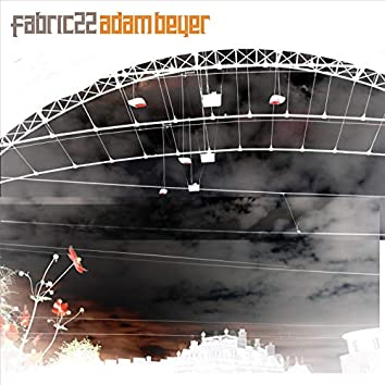 fabric 22: Adam Beyer (DJ Mix)