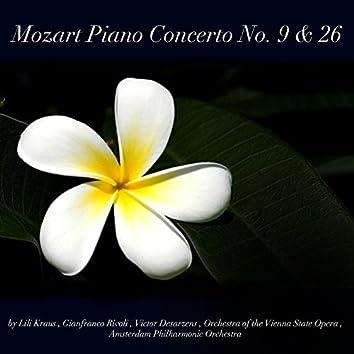 Mozart: Piano Concertos Nos. 9 & 26