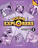 Young Explorers 2 Ab With Online Practice - 1St Ed