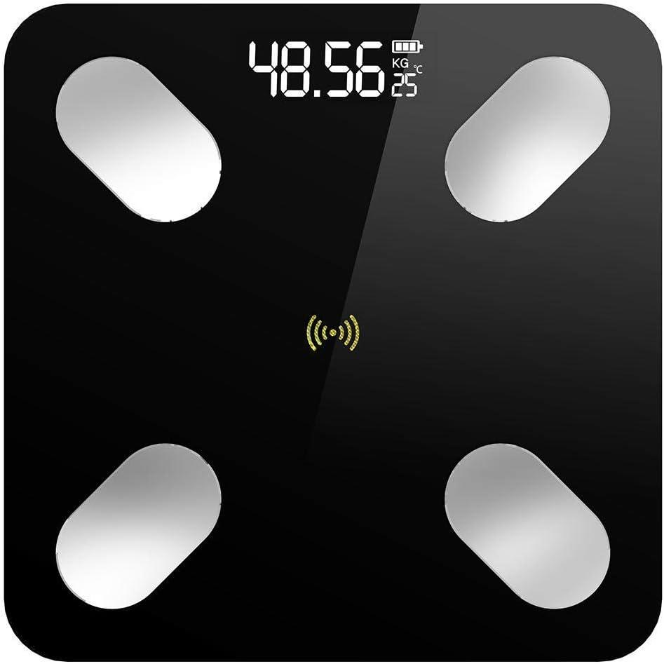 XUXUWA Body Scale Weighing Scales Max Popular popular 46% OFF Glass Sma Bathroom