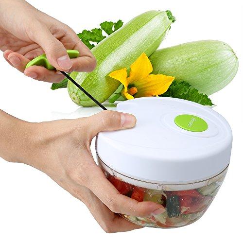 teamyy verduras fruta comida chopper Chopper multifunción