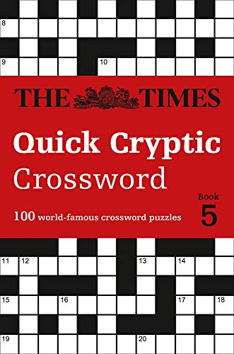 Grimshaw, J: Times Quick Cryptic Crossword Book 5 (Times Mind Games)