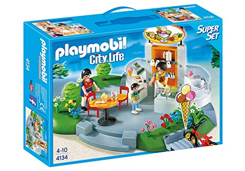 Playmobil 4134 - SuperSet Eisdiele