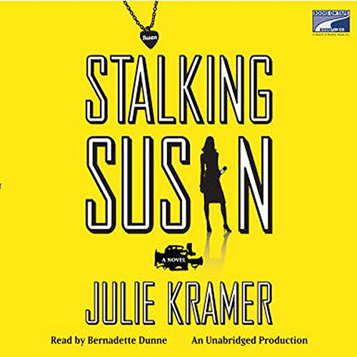 Stalking Susan audiobook cover art