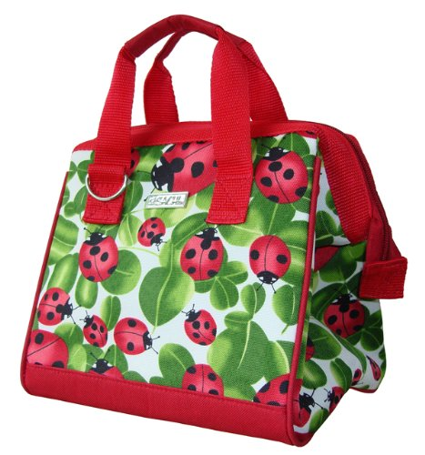 Sachi 34-029 Insulated Fashion Lunch Tote