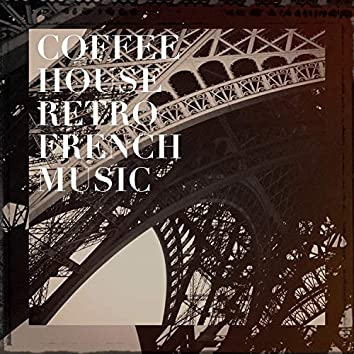 Coffee house retro french music
