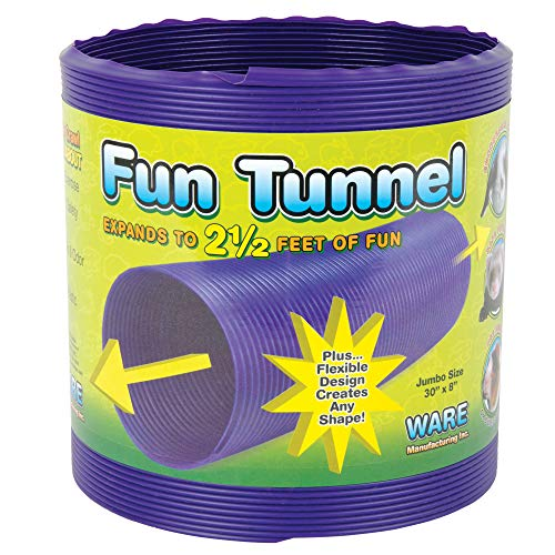 Ware Manufacturing Fun Tunnels Play Tube for Small...