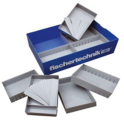 fischertechnik - 30383 PLUS Box 1000, Ergänzungsset, Sortierbox