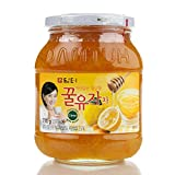 DAMTUH Korean Honey Citron Tea, Citron Tea with Honey, 27.16 Oz (770g) 1 Bottle