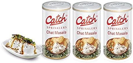 Pack of 3 - Catch Sprinklers Chat Masala 50 gm / 1.76 oz