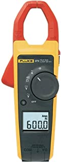 Fluke 373 True-RMS AC Clamp Meter