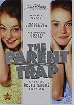 DVD Walt Disney Home Entertainment The Parent Trap (Special Edition) (1998 / DVD) Lindsay Lohan, Dennis Quaid, Natasha Richardson, Elaine Hendrix, Lisa Ann Walter Book