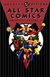 All Star Comics - Archives, Volume 3 (Archive Editions (Graphic Novels))