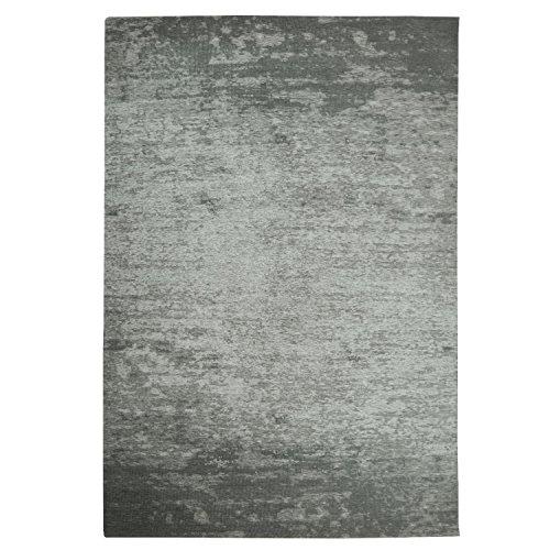Winkler Tapis Camaieu Argent 155 x 230 cm