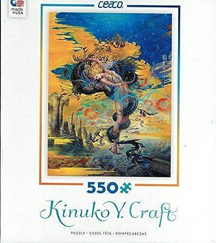 El ultimo 2018 Ceaco Kinuko Craft - The Grail of of of The Summer Stars Puzzle by Ceaco  estar en gran demanda