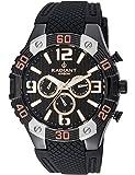Radiant Reloj Analógico para Hombre de Cuarzo con Correa en Caucho RA417603