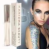 Cosmetic Glitter Glue // Peel Off Formula ✮ KARIZMA BEAUTY ✮ Face Chunky Glitter Glue Adhesive Body Cosmetic Makeup
