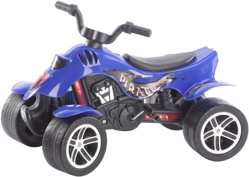 Falk 601 - Quad Pirate, Colore: Blu