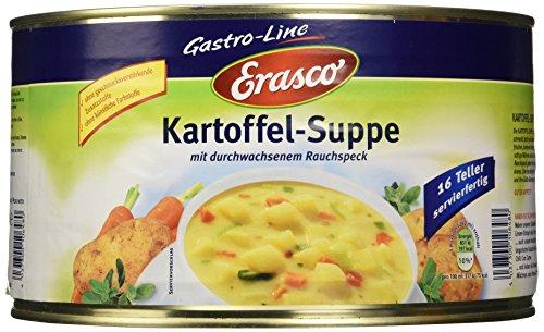 Erasco Kartoffel-Suppe, 1er Pack (1 x 4.2 kg)