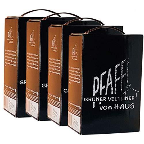 Weißwein Österreich Grüner Veltliner Weingut Pfaffl trocken (4x3,0L)