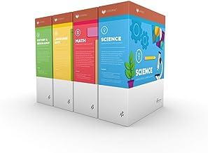 New Lifepac Grade 2 AOP 4-Subject Box Set (Math, Language, Science & History / Geography, Alpha Omega, 2nd GRADE, HomeScho...