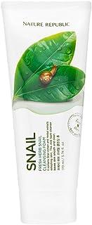 Nature Republic Fresh Herb Snail Cleansing Foam 170ml/5.74oz