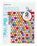 Proyecto Trampolín, lengua, 2 Educación Primaria. 1 trimestre. Cuaderno (pauta): Lengua castellana...