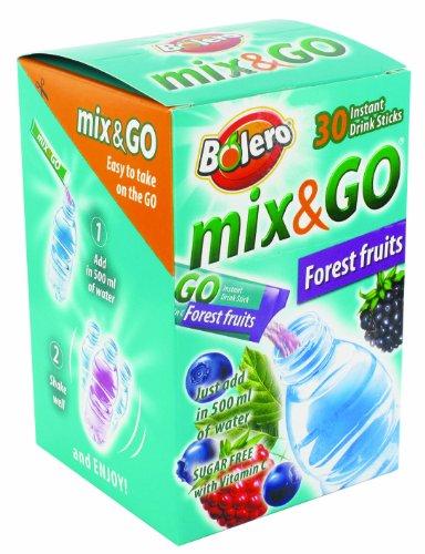 Bolero Sticks Kennenlernpaket mit den 12 beliebtesten Sorten + Increase Shaker 600 ml