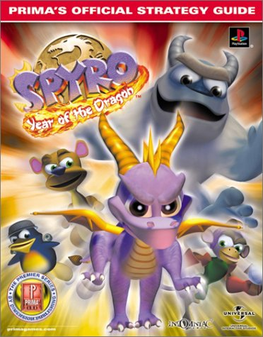 Spyro: Year of the Dragon: Prima's Official Strategy Guide: Year of the Dragon - Official Strategy Guide