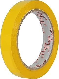 Apple 3/4 Inch Tape, 66 Meter - Yellow