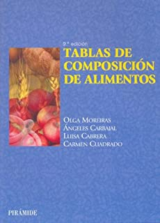 Amazon.es: Tablas de composicion de alimentos