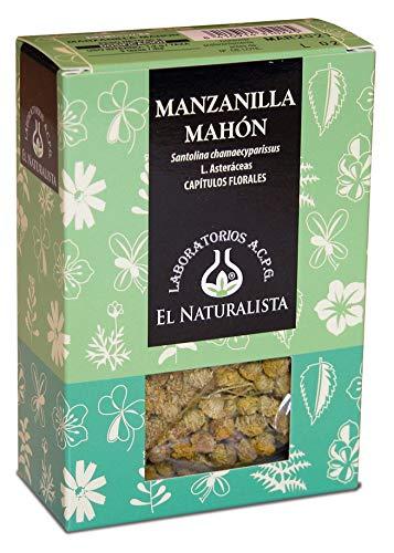 El Naturalista Manzanila Mahon/Amarga Planta 50Gr - 1 unidad