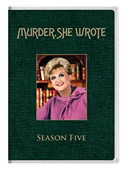 DVD Murder, She Wrote: The Complete Fifth Season Book