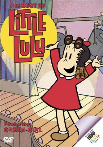 The Best of Little Lulu: Featuring Green Girl