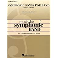Symphonic Songs For Band (Deluxe Edition) – Concert Band – SET