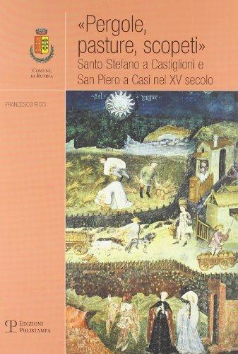 «Pergole, pasture, scopeti». Santo Stefano a Castiglioni e San Piero a Casi nel XV secolo