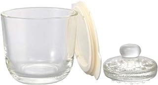 Hario Glass Overnight Salting Bowl, 500ml, White