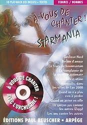 Partition : A vous de chanter Starmania + CD