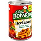 Chef Boyardee Beefaroni, 15 oz Can (Pack of 16)16