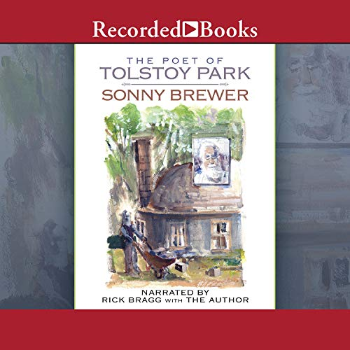 The Poet of Tolstoy Park  By  cover art