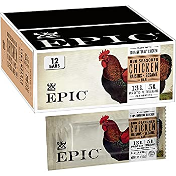 epic chicken sesame bbq