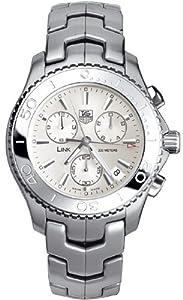 TAG Heuer Men's CJ1111.BA0576 Link Chronograph Watch image
