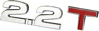 FORTR Home 3D Metal 1.6 1.8 2.0 3.0 T Logotipo Emblema Insignia Estilo de Auto Pegatinas Calcomanías Decoración para Ford Mercedes-Benz BMW Volkswagen Passat Audi Diesel Convertible ? 2.8T